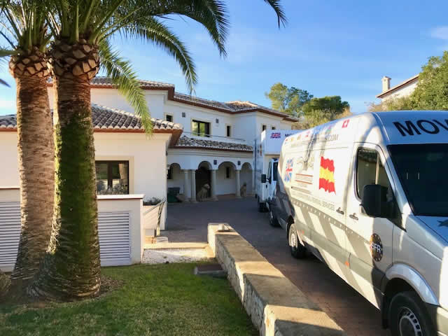 Removals In Spain